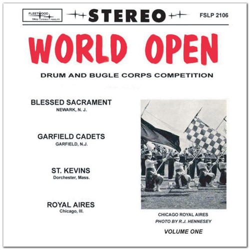 1963 World Open - Vol. 1