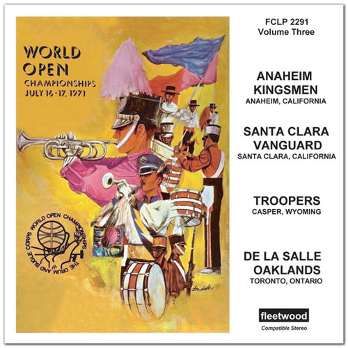 1971 World Open - Vol. 3
