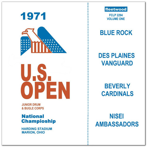 1971 U.S. Open - Vol. 1