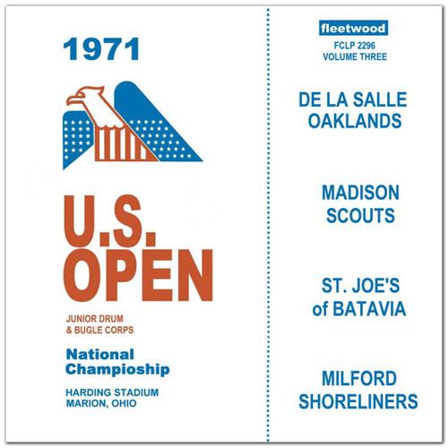 1971 U.S. Open - Vol. 3