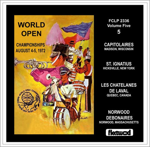 1972 - World Open Championships - Vol. 5