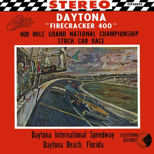 Daytona Firecracker 400