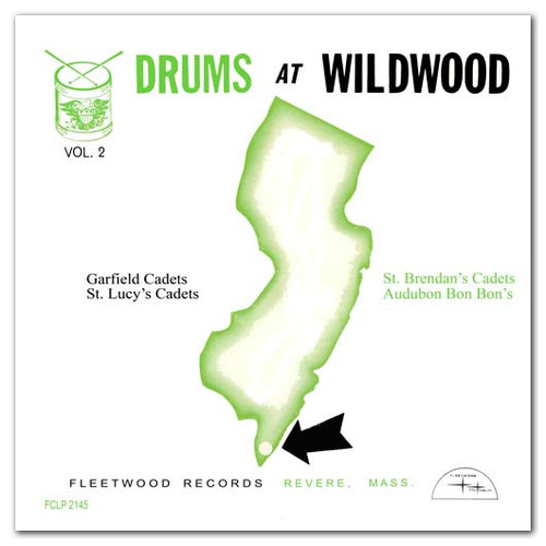 1965 - Drums at Wildwood - Vol. 2