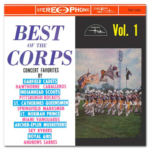 1961 - Best of the Corps Vol. 1
