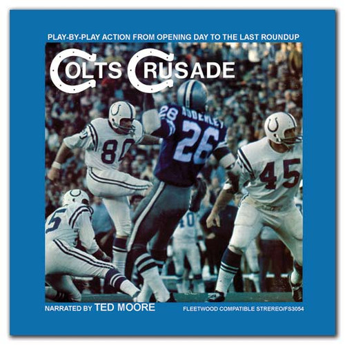 Colts Crusade - 1970