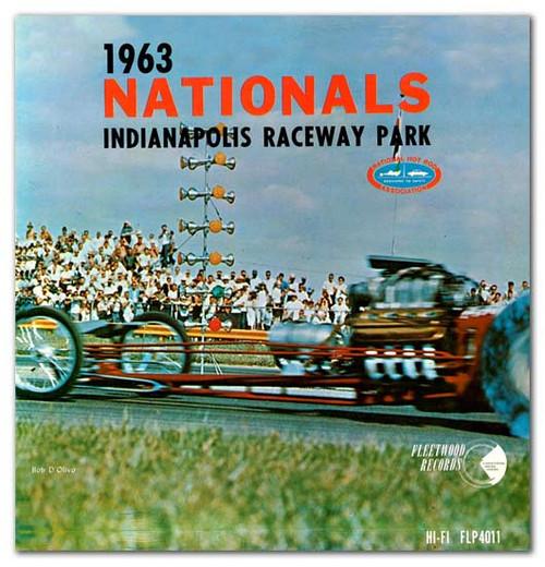 1963 Nationals Indianapolis Raceway Park