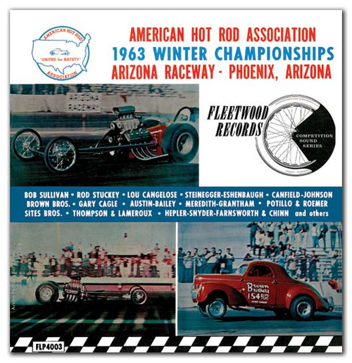 1963 Winter Championships Arizona Raceway