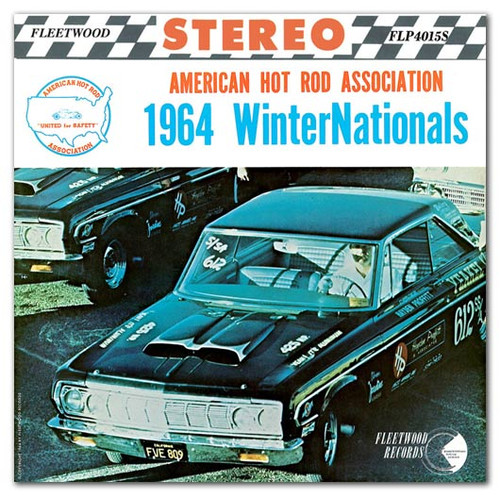 1964 American Hot Rod Association Winter Nationals - Scottsdale!