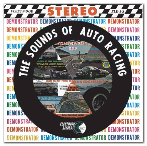 The Sounds of Auto Racing