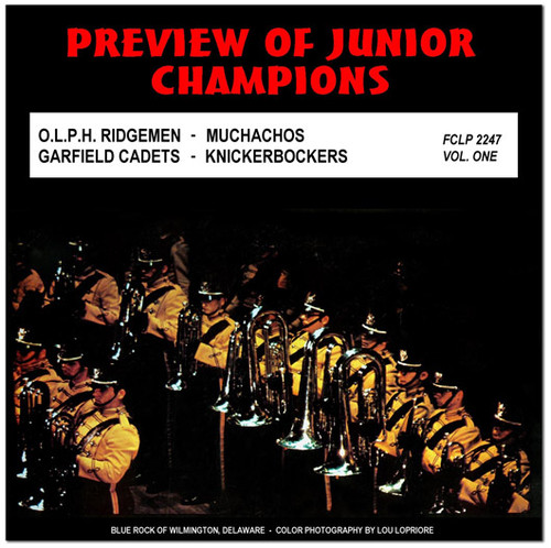 1970 Preview of Junior Champions - Vol. 1