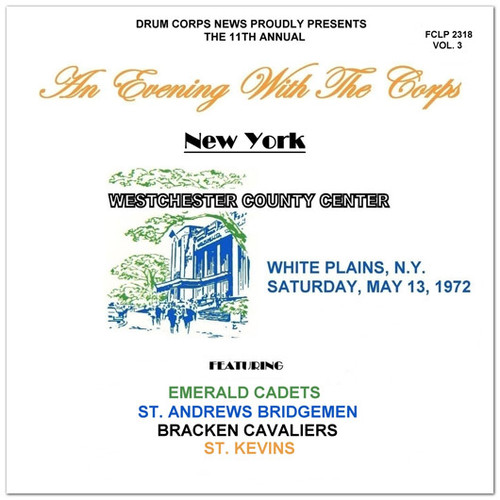 1972 An Evening With the Corps - Vol. 3