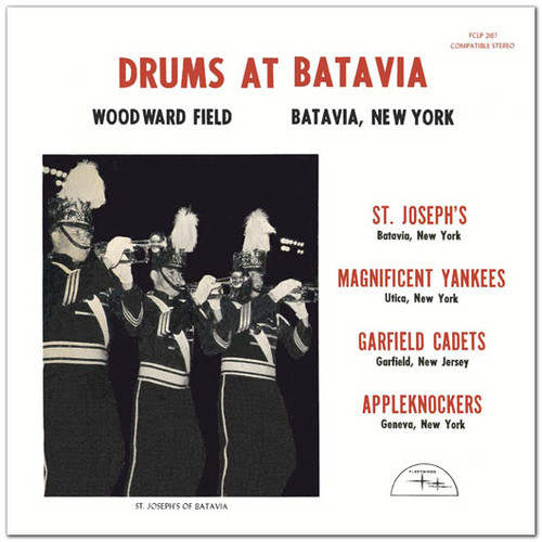 1966 - Drums at Batavia