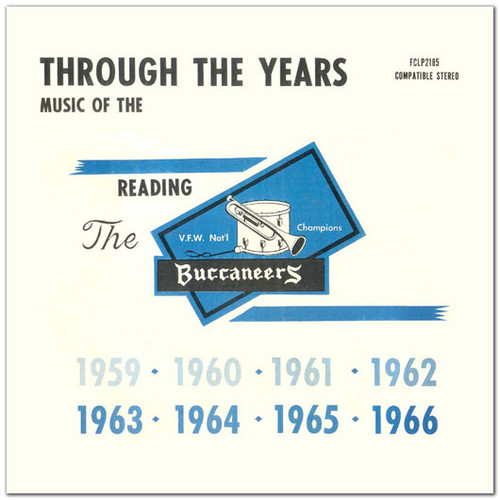 1959 - 1966 - Music of the Reading Buccaneers