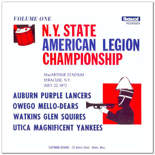 1972 - New York American Legion - Vol. 1