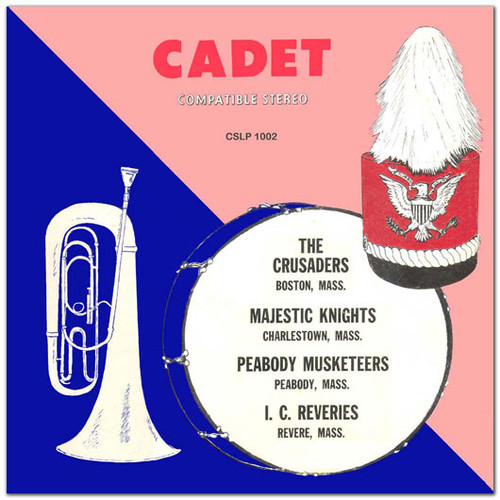 1962 - Cadet Custom Recording