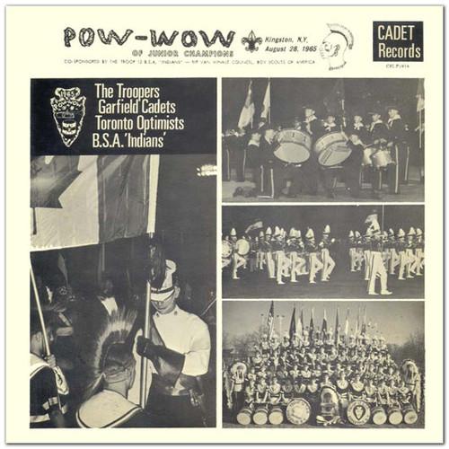 1965 - Pow-Wow of Junior Champions