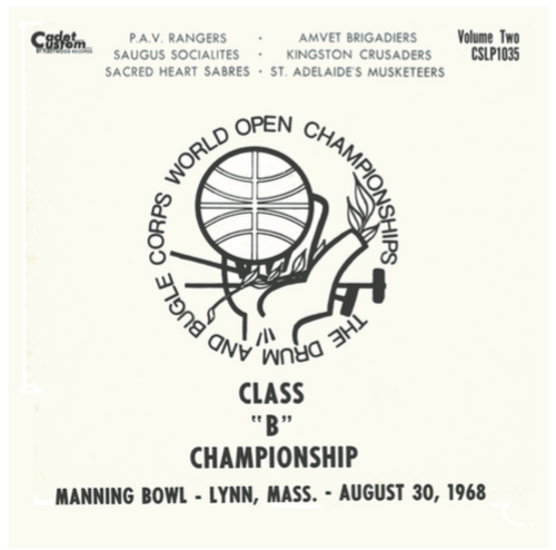 1968 - World Open Class B Championship - Vol. 2