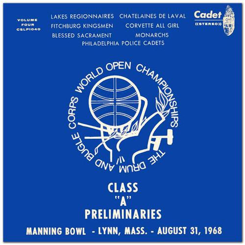 1968 - World Open Class A Preliminaries - Vol. 4