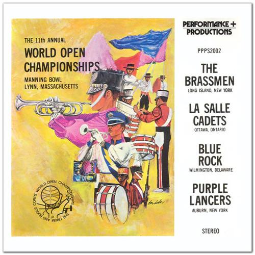 1973 - 11th Annual World Open Championships - Vol. 2