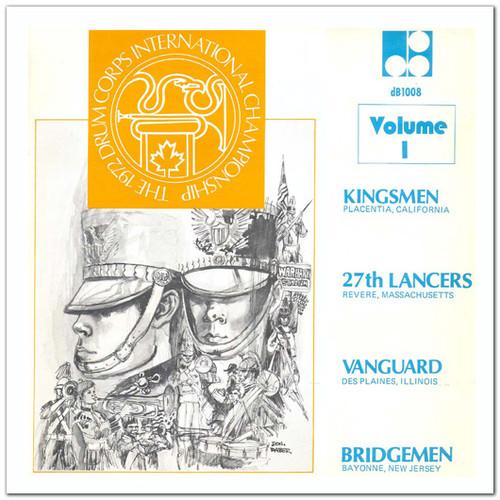 1972 - Drum Corp International Championships - Vol. 1