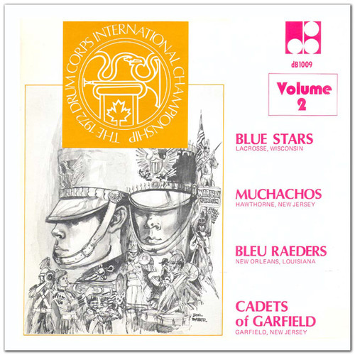 1972 - Drum Corp International Championships - Vol. 2