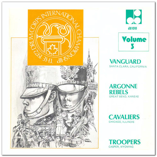 1972 - Drum Corp International Championships - Vol. 3