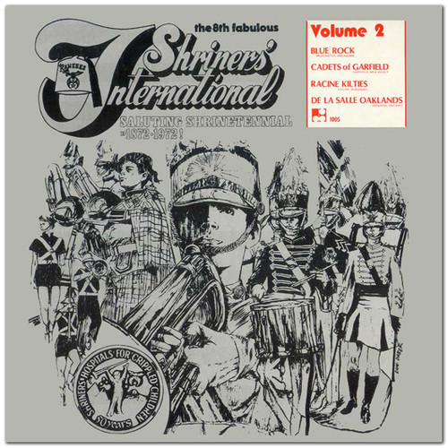1972 - The 8th Fabulous Shriners International - Vol. 2