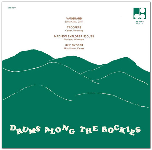 1972 - Drums Along The Rockies - Vol. 2