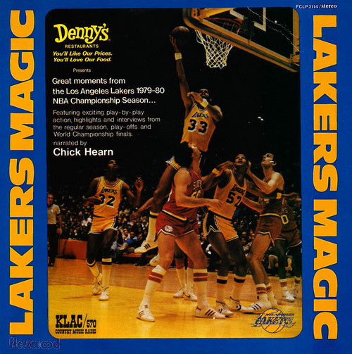 Lakers Magic