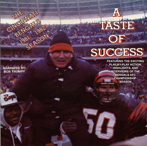 The Cincinnati Bengals - A Taste of Success 1981-1982