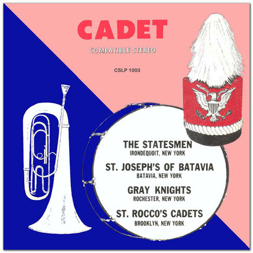 1962 - Cadet Custom Recording - CD 2