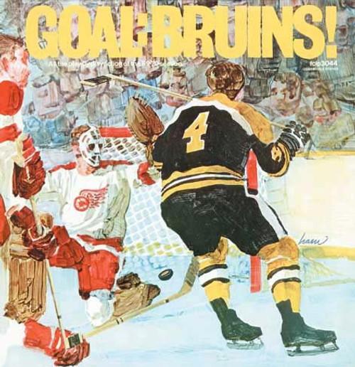 Goal Bruins!