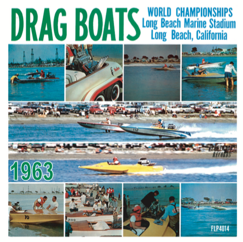 1963 Drag Boats World Championship CD