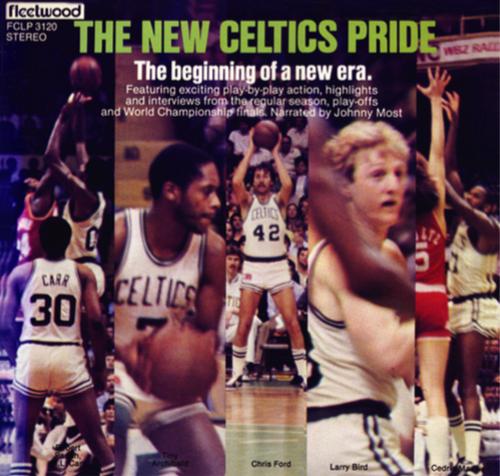 New Celtics Pride - 80-81 Boston Celtics NBA Champs