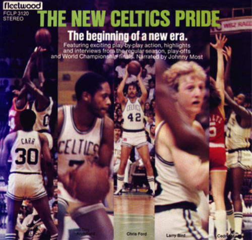 New Celtics Pride - 80-81 Boston Celtics NBA Champs