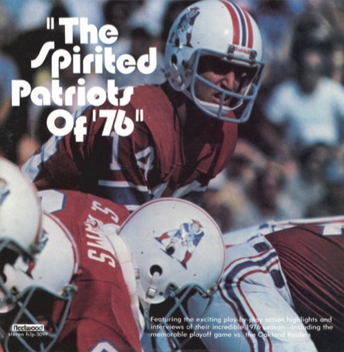1976 Spirited Patriots of '76