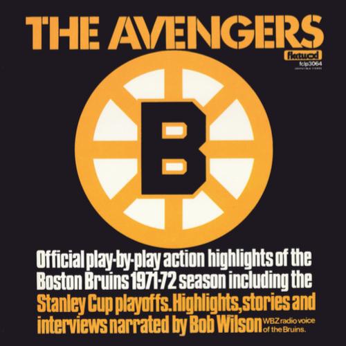 The Avengers - 71-72 Boston Bruins