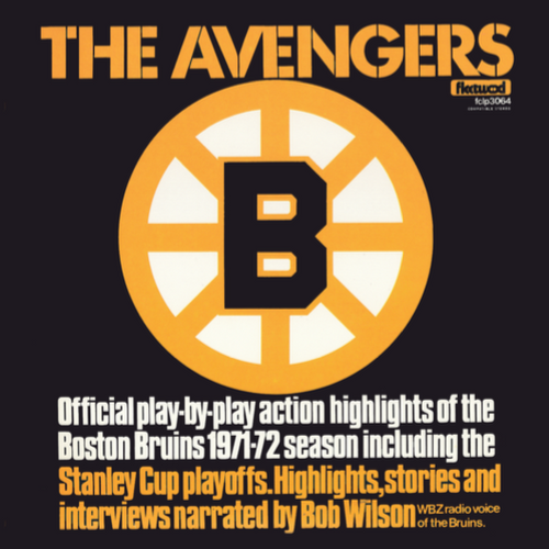 The Avengers - 71-72 Boston Bruins
