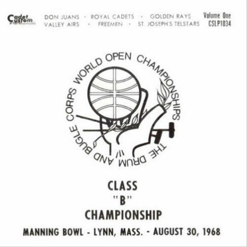 1968 - World Open Class B Championship - Vol. 1