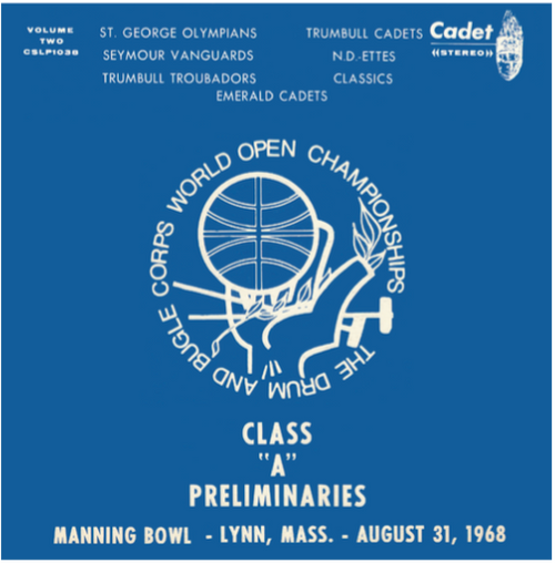 1968 - World Open Class A Preliminaries - Vol. 2