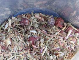 Take Care Heart Strengthener Herbal Tisane