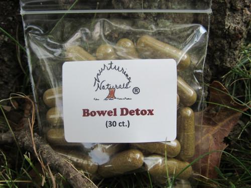 Bowel Detox (30 ct.)