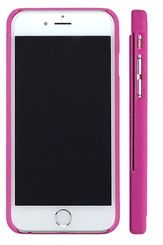 SlimClip Case LITE • FIGHT (Pink) for iPhone 6 & iPhone 6S