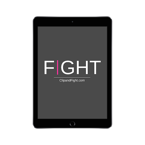 Clip & Fight Graphic Image Downloads for iPad