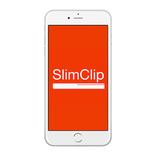 SlimClip Case Logo • Graphic Image Download iPhone 6/6S