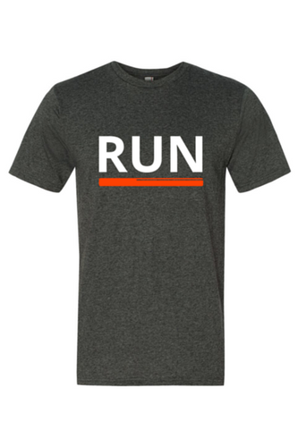 SlimClip Case RUN Tee  • Grey