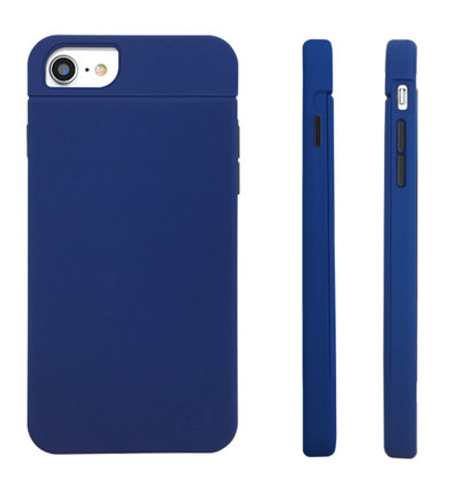 SlimClip Case V4 • CONFIDENCE (Blue) for iPhone 7 | iPhone 6 | iPhone 6S