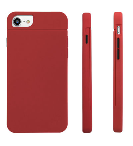 SlimClip Case V4 • BLAZE (Red) for iPhone 7 | iPhone 6 | iPhone 6S
