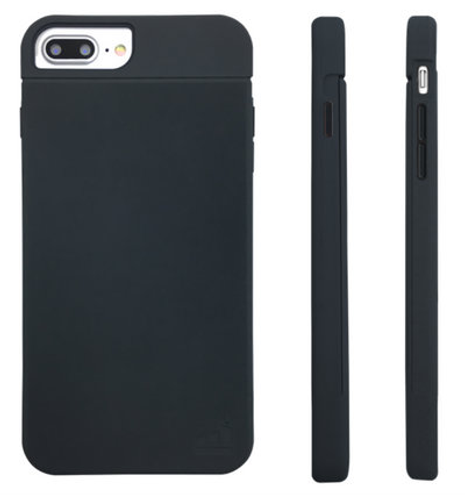 SlimClip Case V4+ • STEADY (Gray) for iPhone 7 PLUS | iPhone 6 PLUS | iPhone 6S PLUS