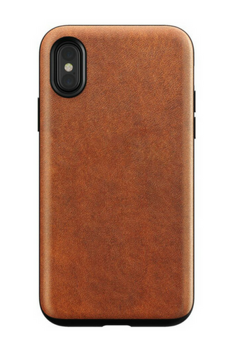 Horween Leather Rugged Case for iPhone X
